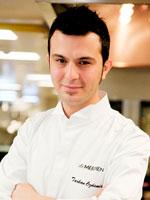 Tarkan Özdemir-Mutfak Şefi