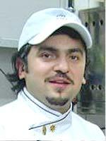 Tevfik Alpaslan-Mutfak Şefi