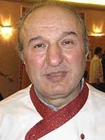 Yahya Erdoğan-Mutfak Şefi