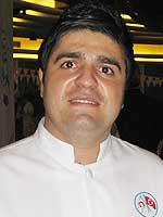 Yahya Alpaslan Özdemir - Mutfak Şefi