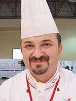 Salih Bozkurt - Mutfak Şefi