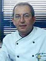 Ahmet Yavuz - Mutfak Şefi