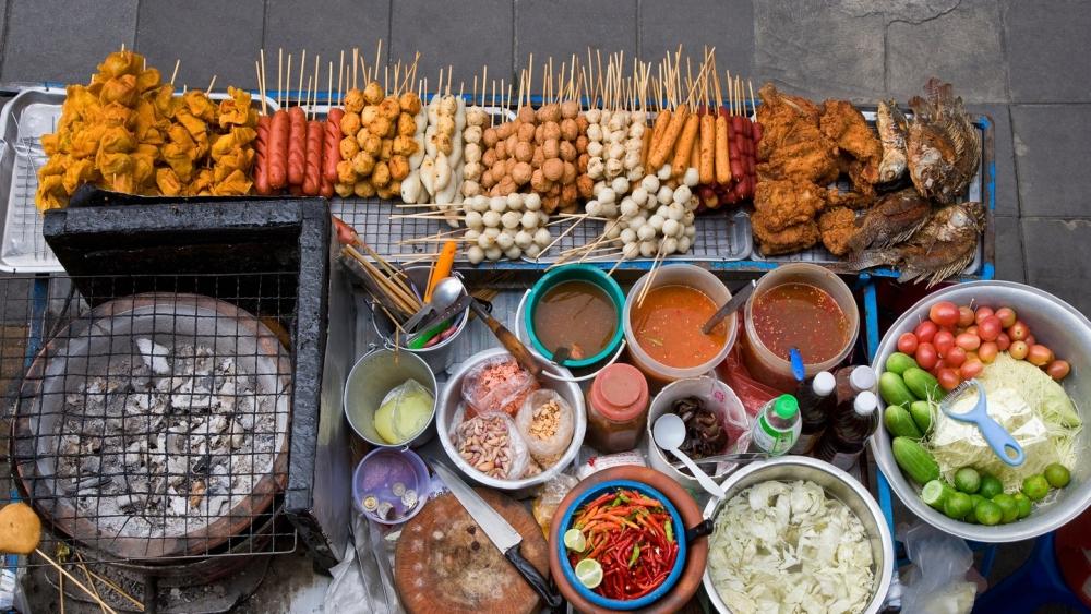 Dünya şehirlerinde sokak lezzetleri galerisi resim 1