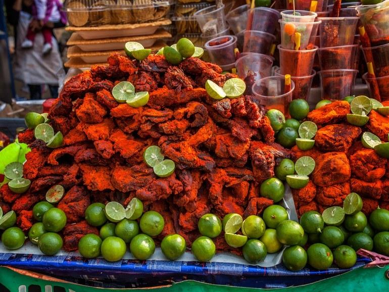 Dünya şehirlerinde sokak lezzetleri galerisi resim 15