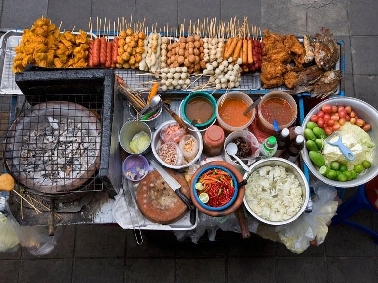 Dünya şehirlerinde sokak lezzetleri galerisi resim 5