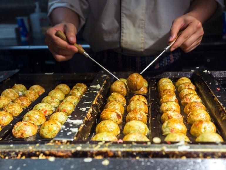 Dünya şehirlerinde sokak lezzetleri galerisi resim 9