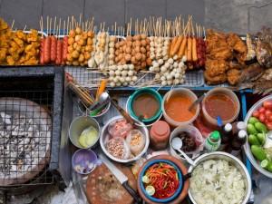 Dünya şehirlerinde sokak lezzetleri