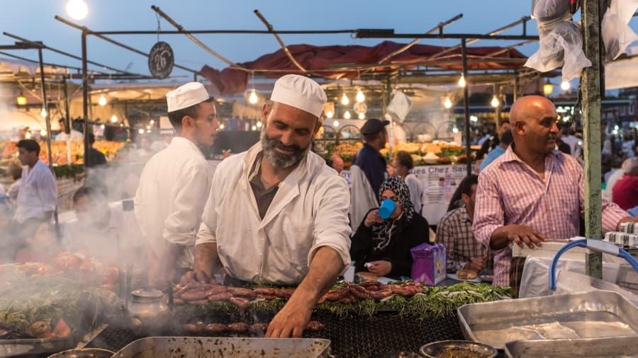 Dünya şehirlerinde sokak lezzetleri 2 galerisi resim 10