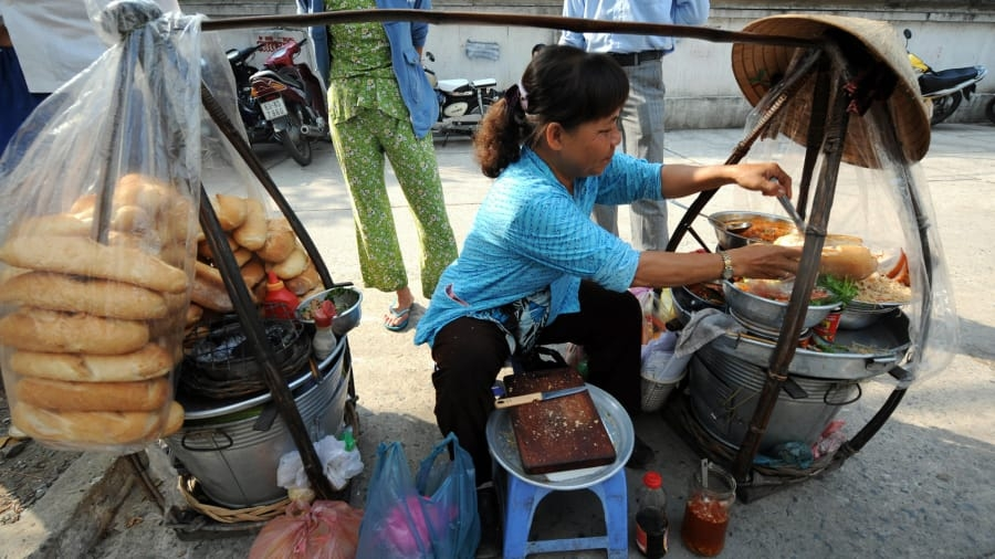 Dünya şehirlerinde sokak lezzetleri 2 galerisi resim 11