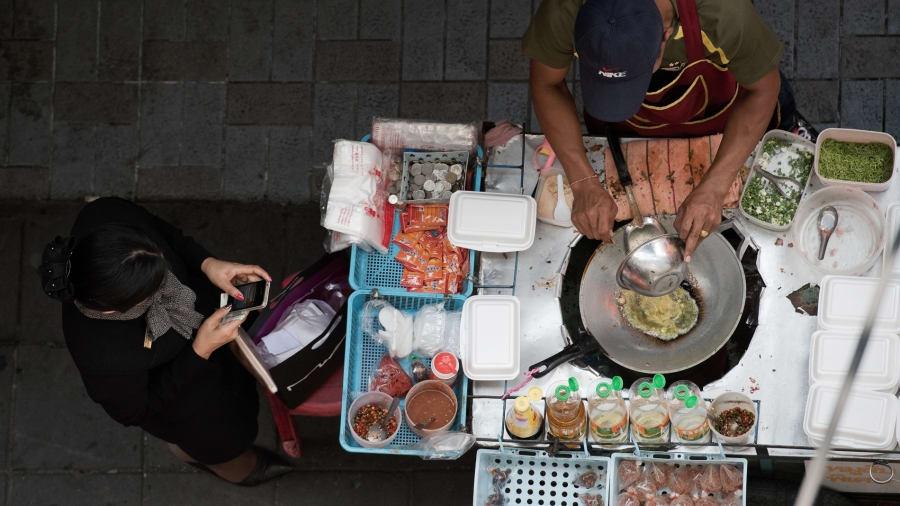 Dünya şehirlerinde sokak lezzetleri 2 galerisi resim 2