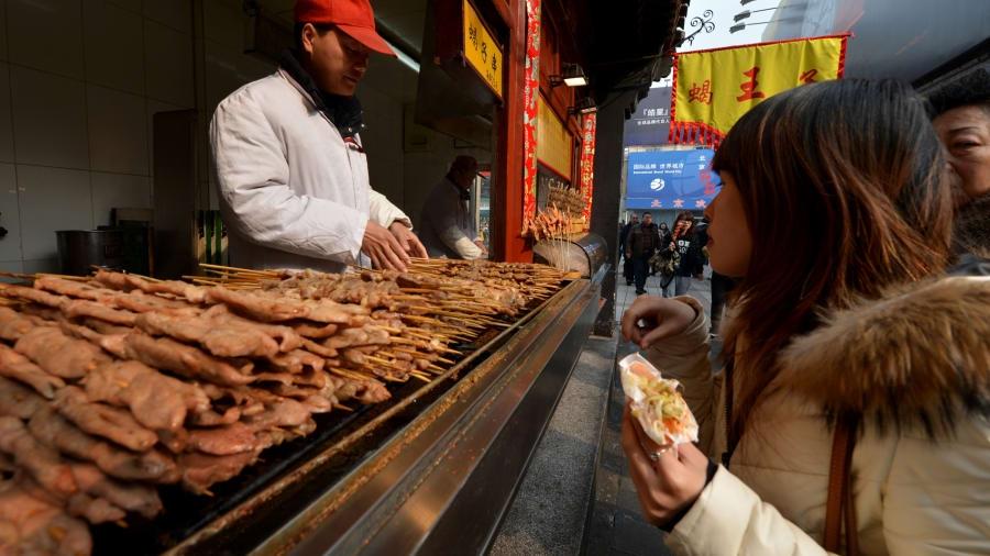 Dünya şehirlerinde sokak lezzetleri 2 galerisi resim 8