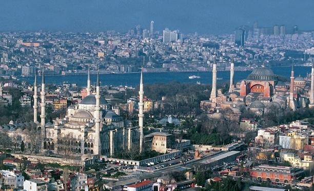 İstanbul'un tarihi yarımadası galerisi resim 1