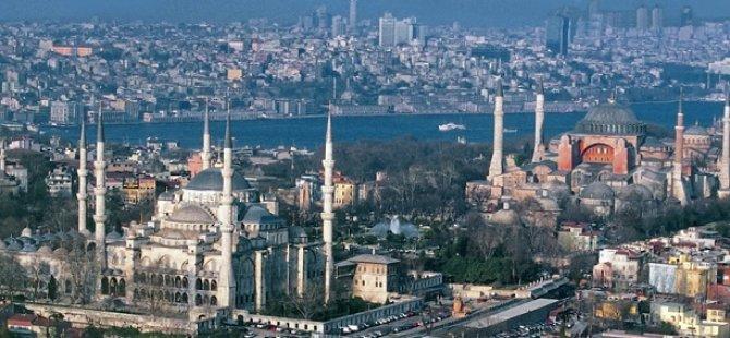 İstanbul'un tarihi yarımadası