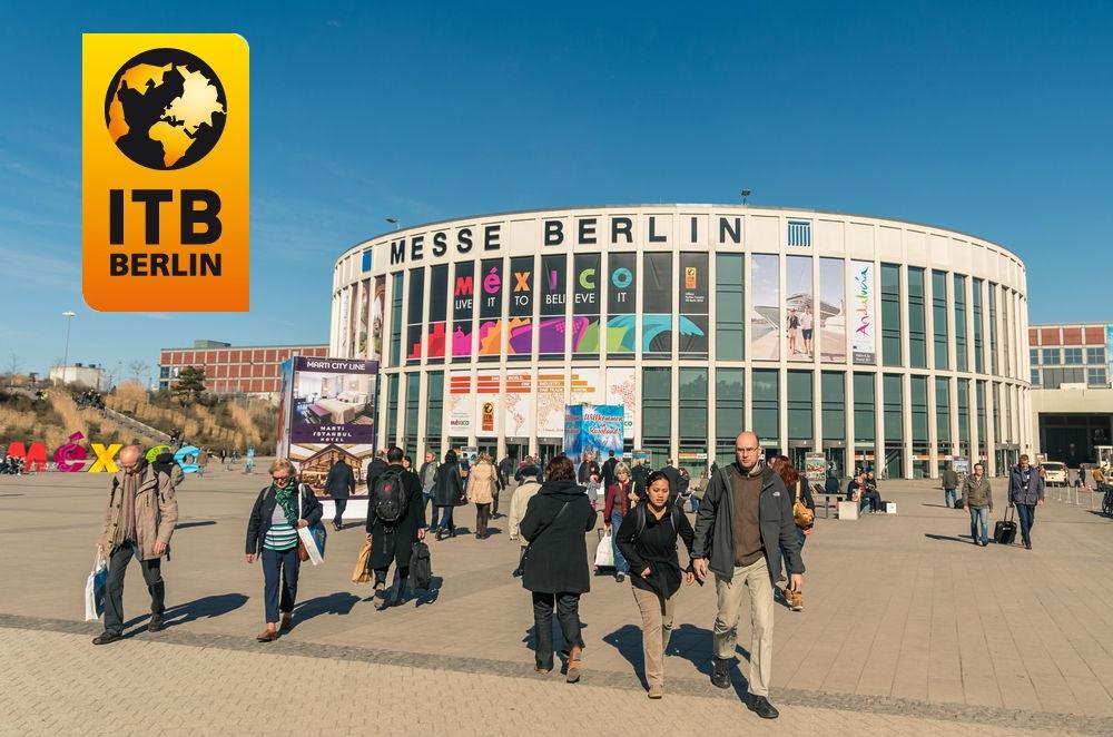 Berlin ITB Fuarı girişi galerisi resim 1