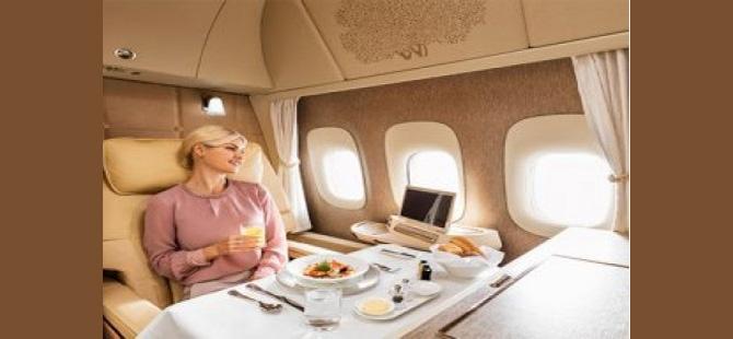 Emirates Boeing 777 galerisi resim 1