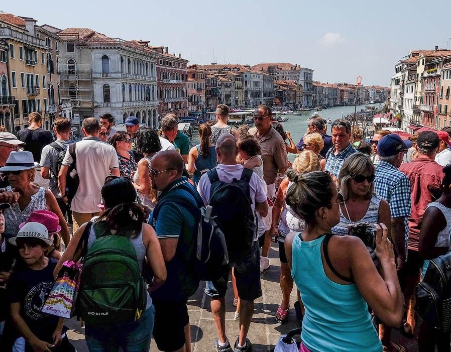 Avrupa'da anti-turizm kavramı büyüyor galerisi resim 8