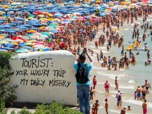 Avrupa'da anti-turizm kavramı büyüyor