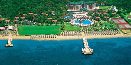 Régie Ottoman Hotel de tarih