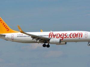 Pegasus filosundan kiralık 737-800'leri çıkartıyor