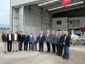Geleceğin pilotları Bursa'da yetişecek
