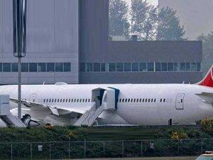 THY'nin ve Boeing 787'si imalattan hattından çıktı