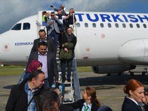 Türk Hava Yolları,Zonguldak uçuşlarındafiyat düşürdü