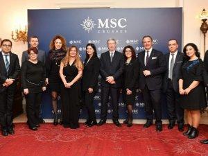 MSC Cruises, yeni yol haritasını belirledi