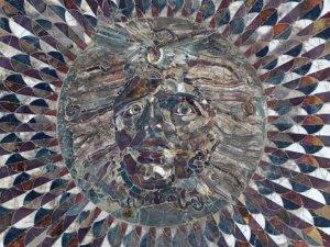 Kibyra Antik Kenti'ndeMedusa Mozaiği ziyarete açıldı!