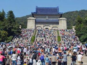 Asya bölgesi bir gecede 430 milyon turist ziyaretçi aldı