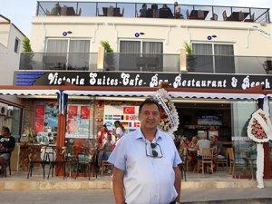 Tandoğan Uysal, Bodrum'a hayalindeki Victoria'yı getirdi
