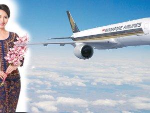 Singapur Havayolları'nda 16,3 milyar dolar ile tarihigelir
