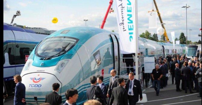 Bakan Turhan:Tren setlerini Almanya'dan alacağız