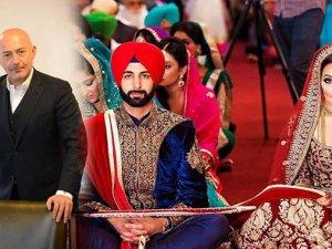 Ferit Şahenk, 'Cennet'te Hint düğünü yapacak