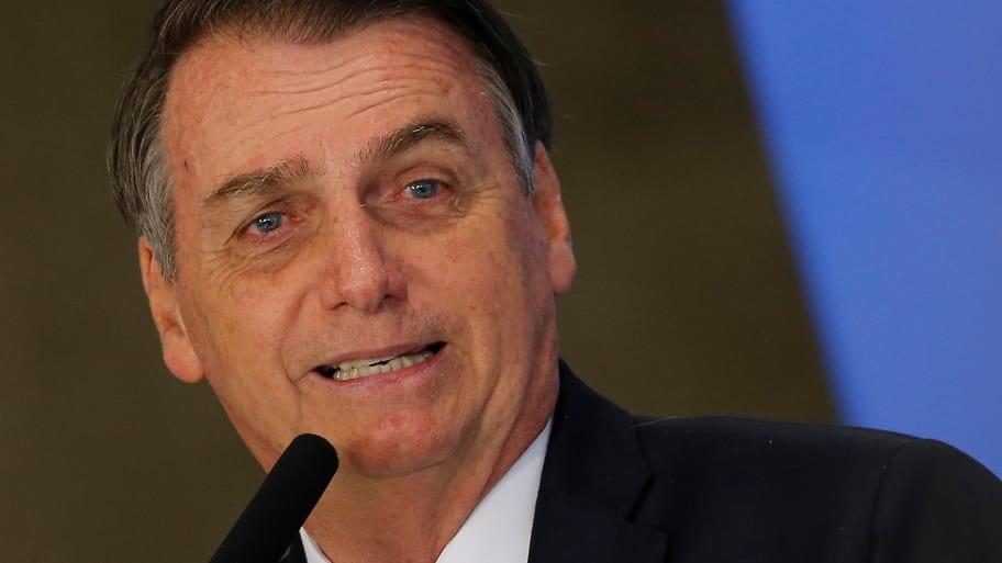 """Brezilya Devlet Başkanı:Ülke """"Eşcinsel turizm cenneti"""" olamaz"""