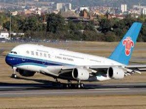 Çin'in en büyüğü China Southern İstanbul'a geliyor