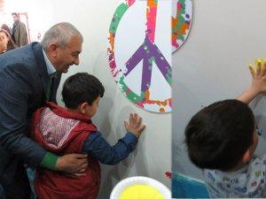 Başkan Çervatoğlu ile Fındıklı'da çocuklar daha mutlu