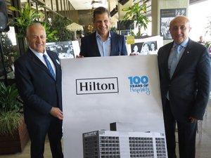 Hilton, dünyada 100'cü yılını, İstanbul Hilton 64'üncü yılınıkutluyor