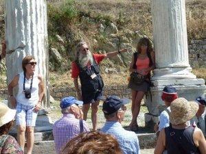 İzmir'de turist rehberliği eğitiminde yüksek lisansprogramı