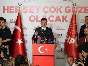 İmamoğlu: Herşey bu güzel İstanbul'da çok güzel olacak
