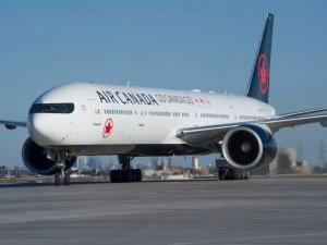 Uçuşta uyuyakalan kadın unutuldu, park halindekiuçakta uyandı