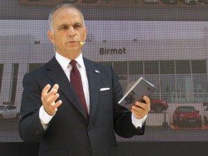 Türkiye'de otomotivin lideri Otokoç'un kitabı yazıldı