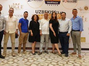 Kartaca Turizm, geleneksel barbekü partisini Taşkent'e taşıdı