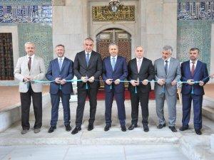 Hatice Turhan Valide Sultan ve Cedid Havatin Türbeleri açıldı