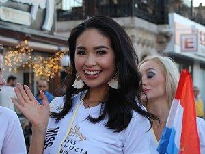 Miss Cappadocia kraliçe adayları Göreme'de tur attı
