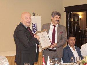 TUROYD Başkanı:Diyarbakır turizmdegelişirse Türkiye kalkınır