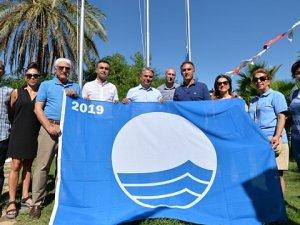 Muratpaşa'nın plajlarında mavi bayrak sorumluluk yüklüyor