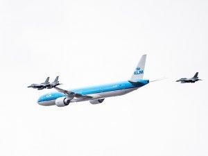 Hollanda Kraliyet Havayolları, KLM 100'cü yaşını kutluyor