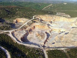 Altın için tam 195 bin ağaç kesildi: Çanakkale halkı ayaklandı