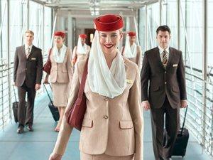 Emirates'in Türkiye'den kabin memuru alımları sürüyor
