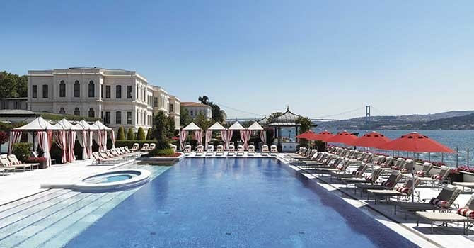 Dünyanın en iyi 10 Four Seasonsotelinden biri İstanbul'da